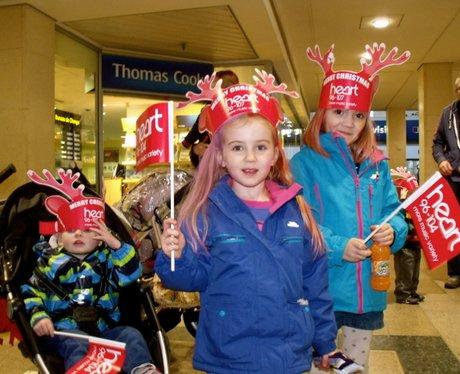 The Centre MK Christmas Parade 2013