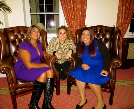 Whittlebury Hall Pamper Party - November