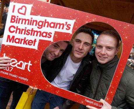 Birmingham Christmas Market (29 November 2013)