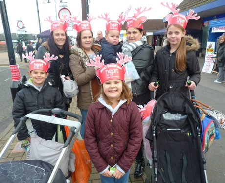 Canvey Island Lights Switch On