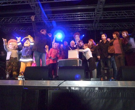 Chelmsford Christmas Lights Switch On