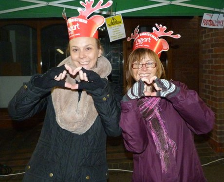 Chelmsford Sawbridgeworth Lights Switch On