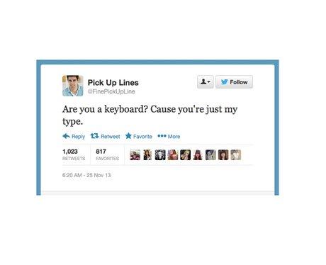 a funny tweet