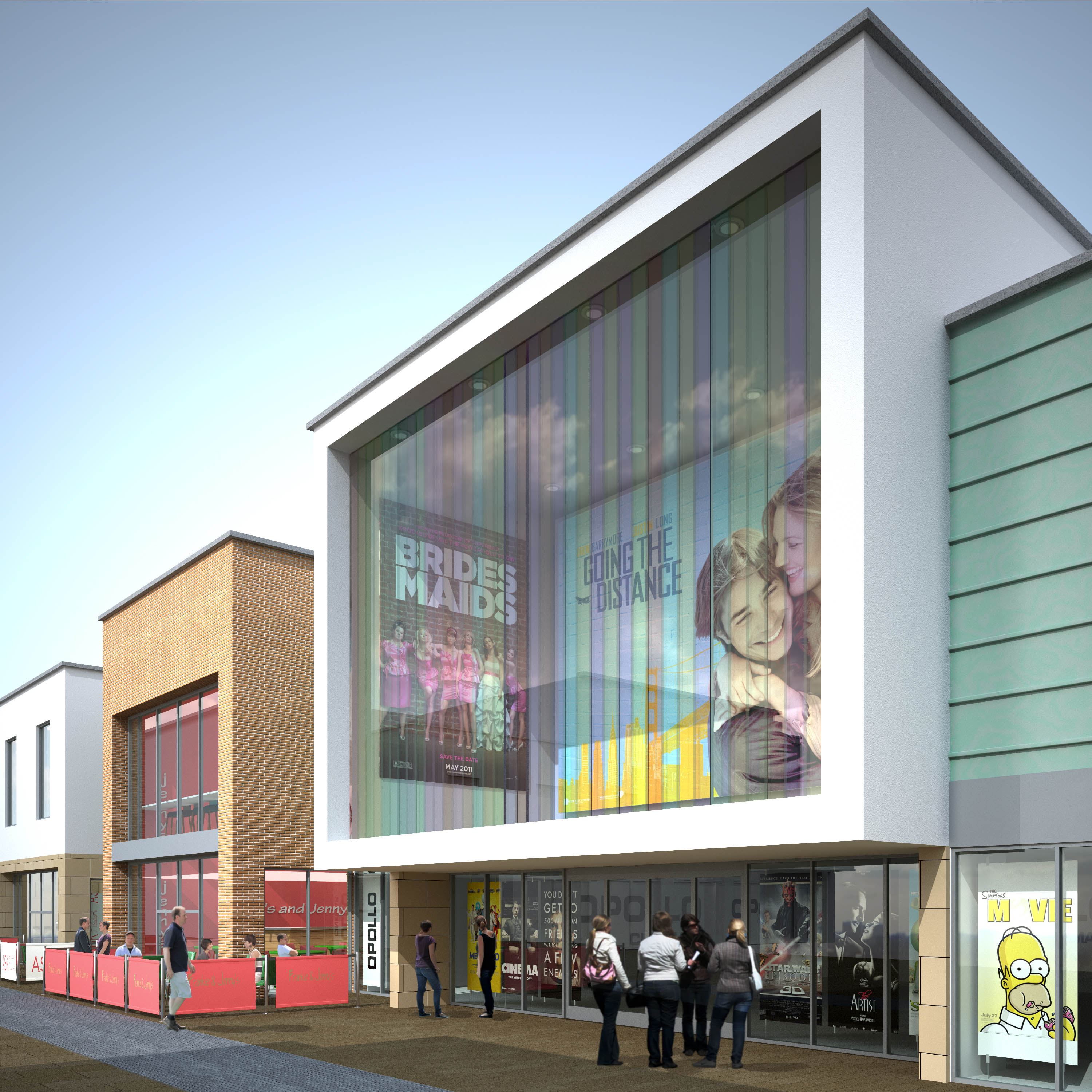 Daventry Town Centre Regeneration