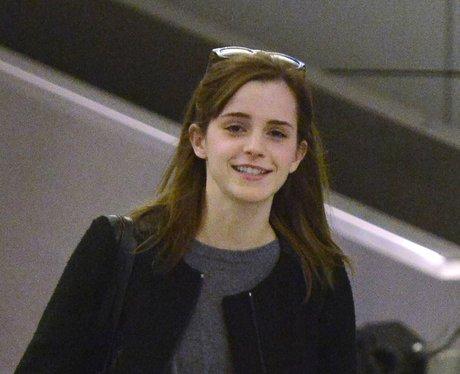 Emma Watson without make up