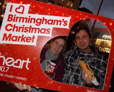 Give it some Heart - Birmingham Christmas Market