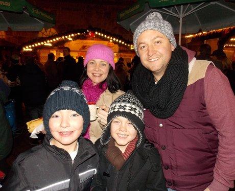 Give it some Heart - Birmingham Christmas Market