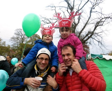 Heart Angels: Harpenden Christmas Lights- Part 2 (