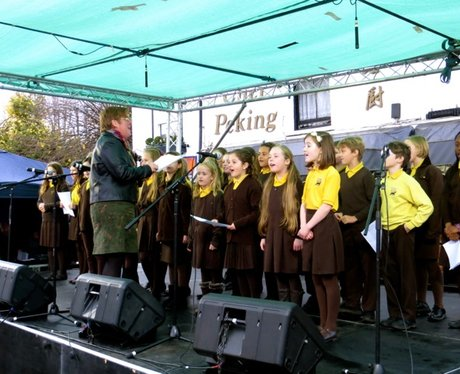 Heart Angels: Harpenden Christmas Lights (24th Nov