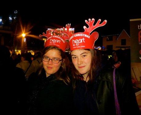 Heart Angels: Hitchin Christmas Lights (22nd Novem