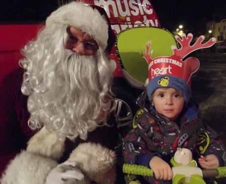 Heart Angels: Weston-super-Mare Christmas Lights