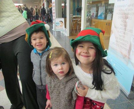 Maralands Santa Parade