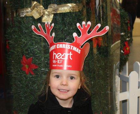 Regent Arcade Christmas Lights 2013