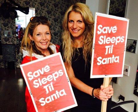 'Sleeps Til Santa' has been cancelled this year an