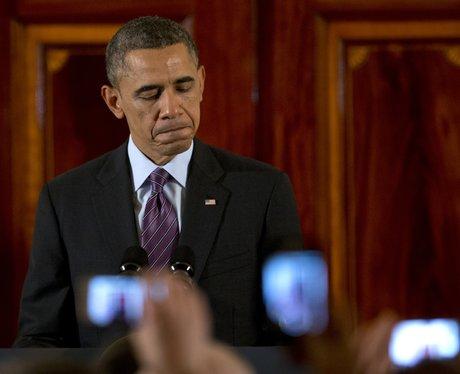 Barack Obama comments on the death of Nelson Mandela