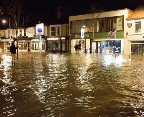 Bevan Street Lowestoft Flood - Richie Reeder