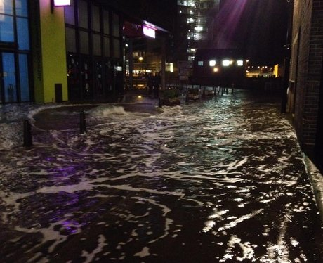 Flood Foundry Lane Ipswich