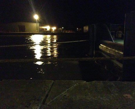 Great Yarmouth River Flood 2