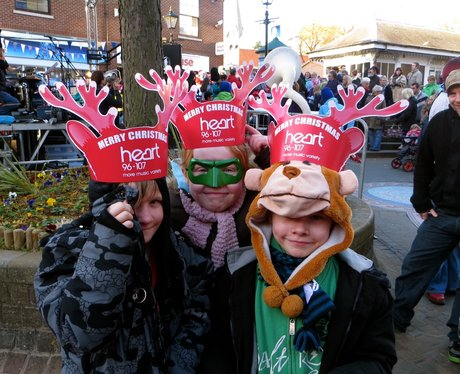 Heart Angels: Discover Wellingborough Christmas (3