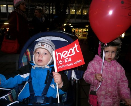 Heart Angels: Pride in Bedford Awards (28th Novemb