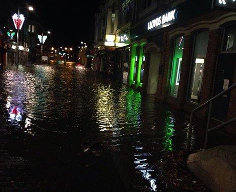 Lowestoft Tide Surge