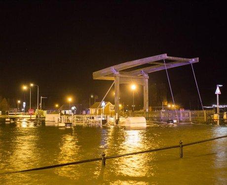Mutford Lock Oulton Broad Flood -Richie Reeder