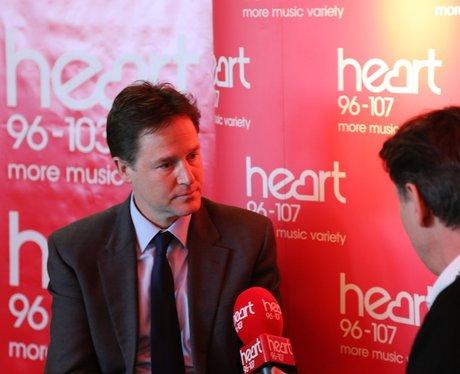 Nick Clegg in Bristol