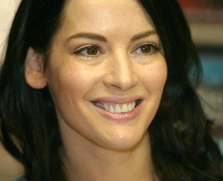 Nigella Lawson smiling without makeup