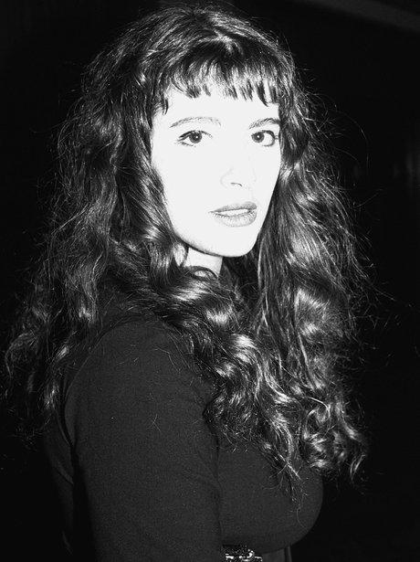 Nigella Lawson when she was young