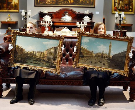paintings by canaletto