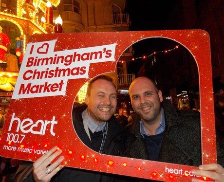 Birmingham Christmas Market (4 December 2013)