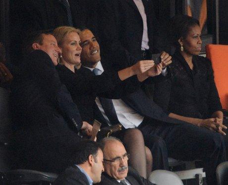 David Cameron, Barack Obama, Helle Thorning Selfie