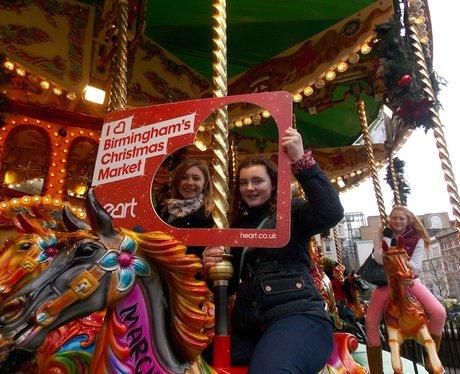 Give it some Heart - Birmingham Christmas Market (