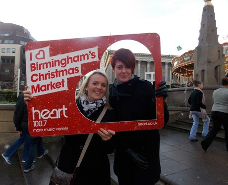Give it some Heart - Birmingham Christmas Market (