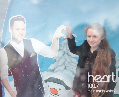 Give it some Heart - Snow Globe Family Day
