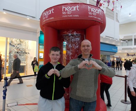Give it some Heart: Kingfisher Redditch Whirlwind