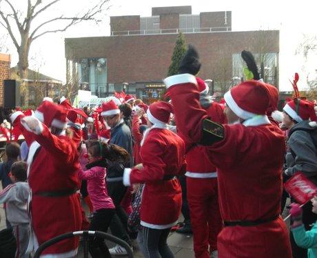 Heart Angels: Grove House Jingle Bell Jog (8th Dec