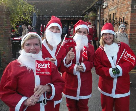 Heart Angels: Grove House Jingle Bell Jog (8th Dec