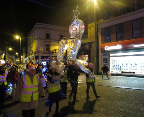Heart Angels: Lighting up Luton 2013 (7th November