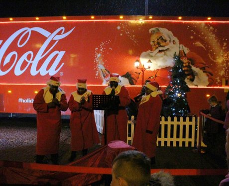 Holidays Are Coming: To The Mall Cribbs Causeway