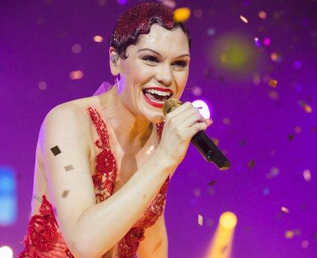 Jessie J onstage