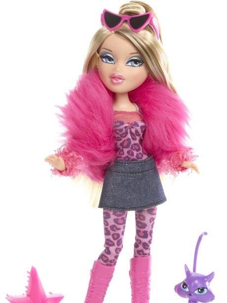 Bratz pink doll