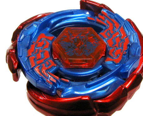 Beyblade toy