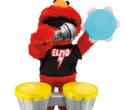 Let's Rock Elmo