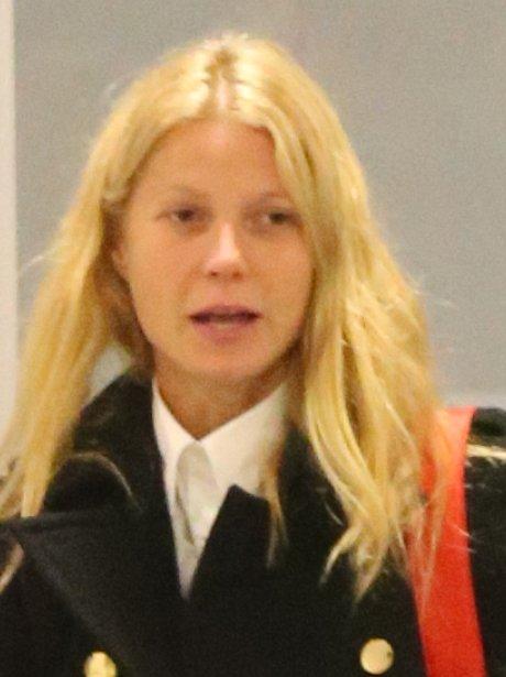 Gwyneth Paltrow No Make-Up