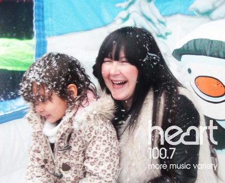 Heart Angels: Birmingham Christmas Market  with Ne