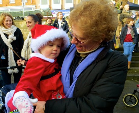 Heart Angels: Buckingham Christmas Parade (14th De