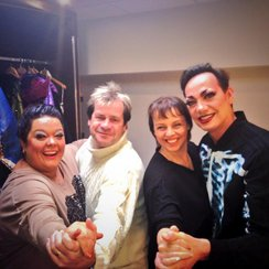 Martin, Su, Craig and Lisa