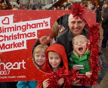 Give it some Heart - Christmas Market (21 December