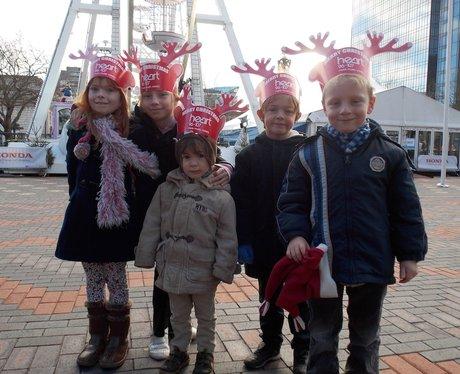 Heart Angels: Birmingham Christmas Market - (22 De